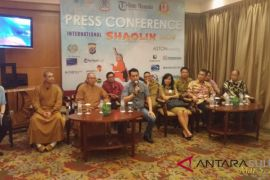 Kabasaran-Kungfu Shaolin Berkolaborasi di Manado