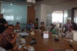Pansus DPRD Konsultasi Raperda ke Perpustakaan RI