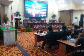 Wali Kota Manado sampaikan LKPJ kepada DPRD