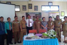 Ketua DPRD Manado-Kadis Pendidikan Pantau UNBK SMP Advent
