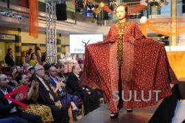 Busana perancang Indonesia curi perhatian di Beauty  Contest Hongaria