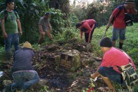 Kondisi situs budaya di Minahasa Tenggara memprihatinkan