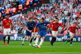 Pinalti Hazard bawa Chelsea juara Piala FA