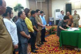 Pansus DPRD Manado sampaikan rekomendasi kepada pemerintah