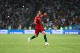 Piala Dunia - Ronaldo Hatrik untuk imbangi Spanyol