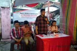 Wakil Ketua DPRD Manado Serap Aspirasi Titiwungen Utara