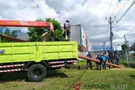 PLN berupaya pulihkan gangguan listrik di Minahasa