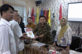 Partai Gerindra Sulut Daftar Bacaleg di KPU