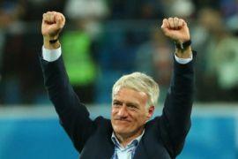 Piala Dunia - Antar Prancis juara Piala Dunia 2018, Deschamps catat rekor langka
