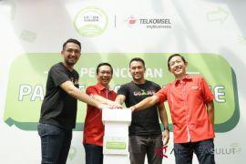 GO-JEK dan Telkomsel Luncurkan Paket Komunikasi Bagi Mitra di Seluruh Indonesia