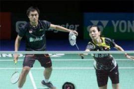 Bulutangkis - Hafiz/Gloria juarai Thailand Open 2018