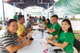Grab peduli sesama melalui donor darah di Manado