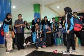 BUMN HADIR - SMN Sulut belajar keberagaman di NTT