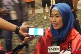 Asian Games - Peraih emas Indonesia mengaku bangga ditonton Presiden