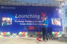 BI launches payment gate system (GPN) in North Sulawesi
