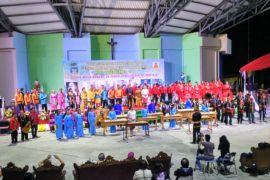 Konser Musik Tradisional Yubileum 150 Tahun Umat Katolik Keuskupan Manado