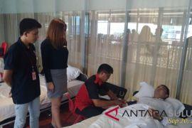 Lion-Hotel bantu PMI kebutuhan darah Sulut