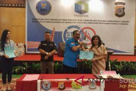 Perbanas Sulut sinergi Polda-BNN perangi narkoba