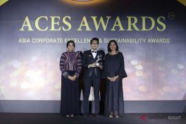 Serius di Bidang Lingkungan, Upaya SHARP Indonesia Diakui Internasional  Lewat ACES Awards 2018