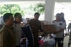 Flying Indonesian Bantu Korban Bencana Palu-Sigi-Donggala Lewat Pemkot Manado