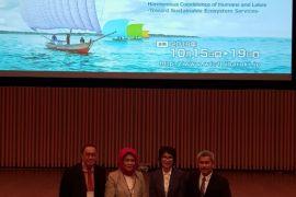 Bupati Roring hadiri Konferensi Danau Dunia di Jepang