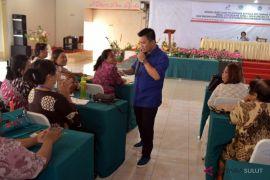Ivanry motivasi kelompok nelayan perempuan Bitung berbisnis