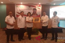 Pemprov Sulut-BPJSTK target raih penghargaan Paritrana 2018