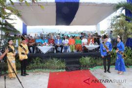 Mendongkrak kunjungan melalui Festival Pesona Selat Lembeh