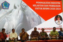 Gubernur Olly usulkan Sulut masuk zona industri kelautan-perikanan