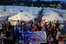 Pemkot Manado-PMI-Unima bantu korban bencana Palu