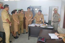 Para pejabat Pemkab Minahasa Tenggara dilarang tugas luar