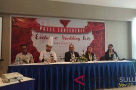 Pameran pernikahan Aryaduta ramaikan MICE Sulut