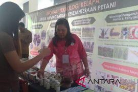 Kementan gelar pameran inovasi teknologi kelapa di Manado