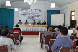 KPU Minahasa Tenggara: Parpol patuhi pelaporan dana kampanye