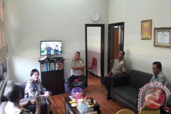 Kunjungan Wakapolda Sulut