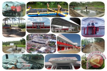Pembangunan Merata, Pemkab Minahasa Tenggara Dapat DID