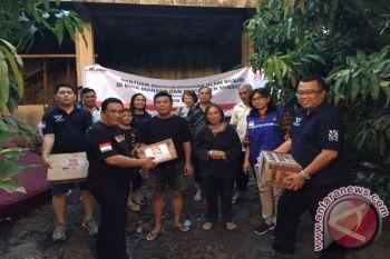 BNI bantu bencana Manado- Minahasa
