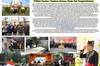 ADVERTORIAL HUT KOTA TOMOHON KE-15