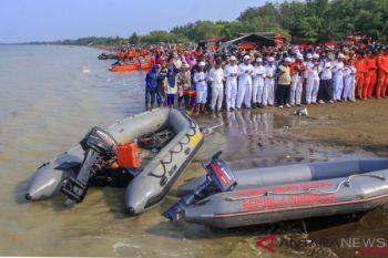 Doa bagi Korban Lion Air oleh Tim Evakuasi