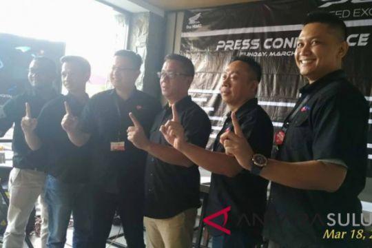 Honda Targetkan Penjualan PCX Sulutgomalut 2.000 Unit