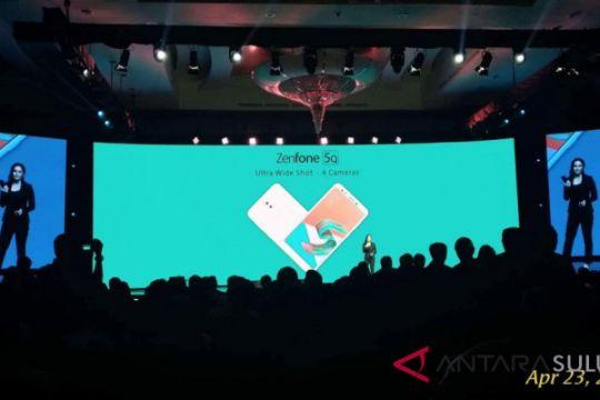 ASUS Hadirkan ZenFone 5Q untuk pecinta foto