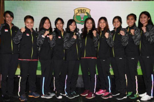 Piala Uber - Indonesia unggul atas Malaysia