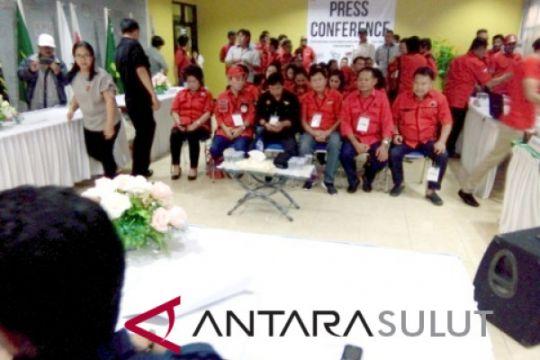 Sejumlah pejabat Pemkab Minahasa Tenggara daftar Caleg