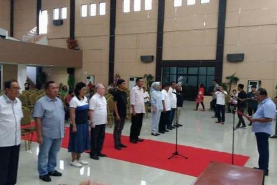 Pelantikan ROR-RD Digeser ke Kantor Deprov Sulut