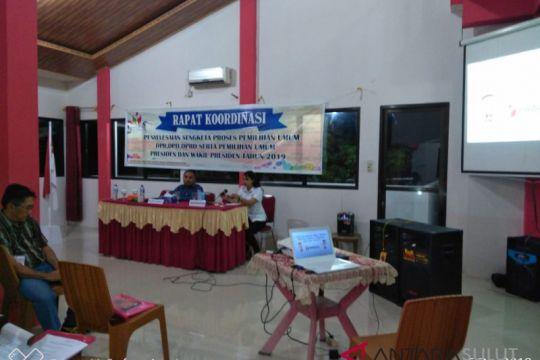 Bawaslu  Sitaro Gelar Rakor Sengketa Proses Pemilu