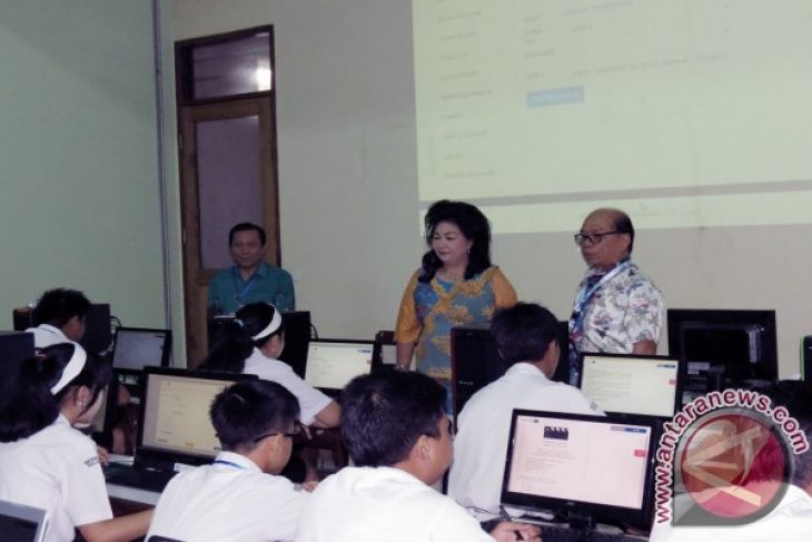 17 SMP di Bolmong siap ikut UNBK