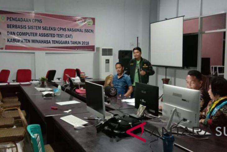 1.653 Pelamar CPNS Minahasa Tenggara Lulus Administrasi