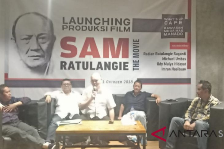 Sam Ratulangie The Movie Segera Dirilis