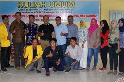 Kopertis Memotivasi Mahasiswa STIA-STTL Mataram Entaskan Kemiskinan