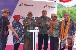 Pertamina Bangun Depo Mini di Lombok Barat